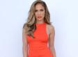 Jennifer Lopez Is Fiery In A Red Dress On 'American Idol'