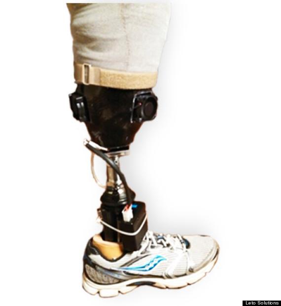 leto solutions prosthetic