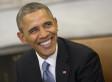 Obama To Heckler: 'You Kind Of Screwed Up My Ending'