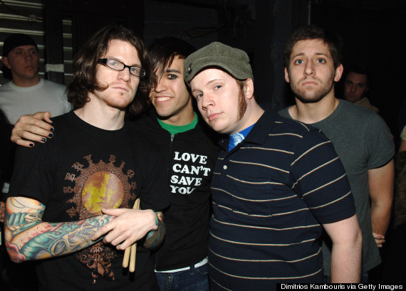 fall out boy 2005