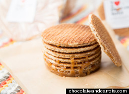 Why Stroopwafels Are One The World's Greatest Cookies