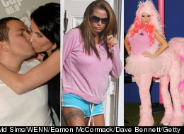 Katie Price's Most Memorable Moments