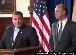 WATCH: Who Was Behind Chris Christie's Flip-Flop On Climate?