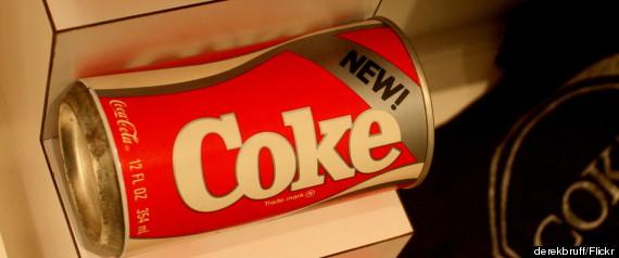 new coke 1985