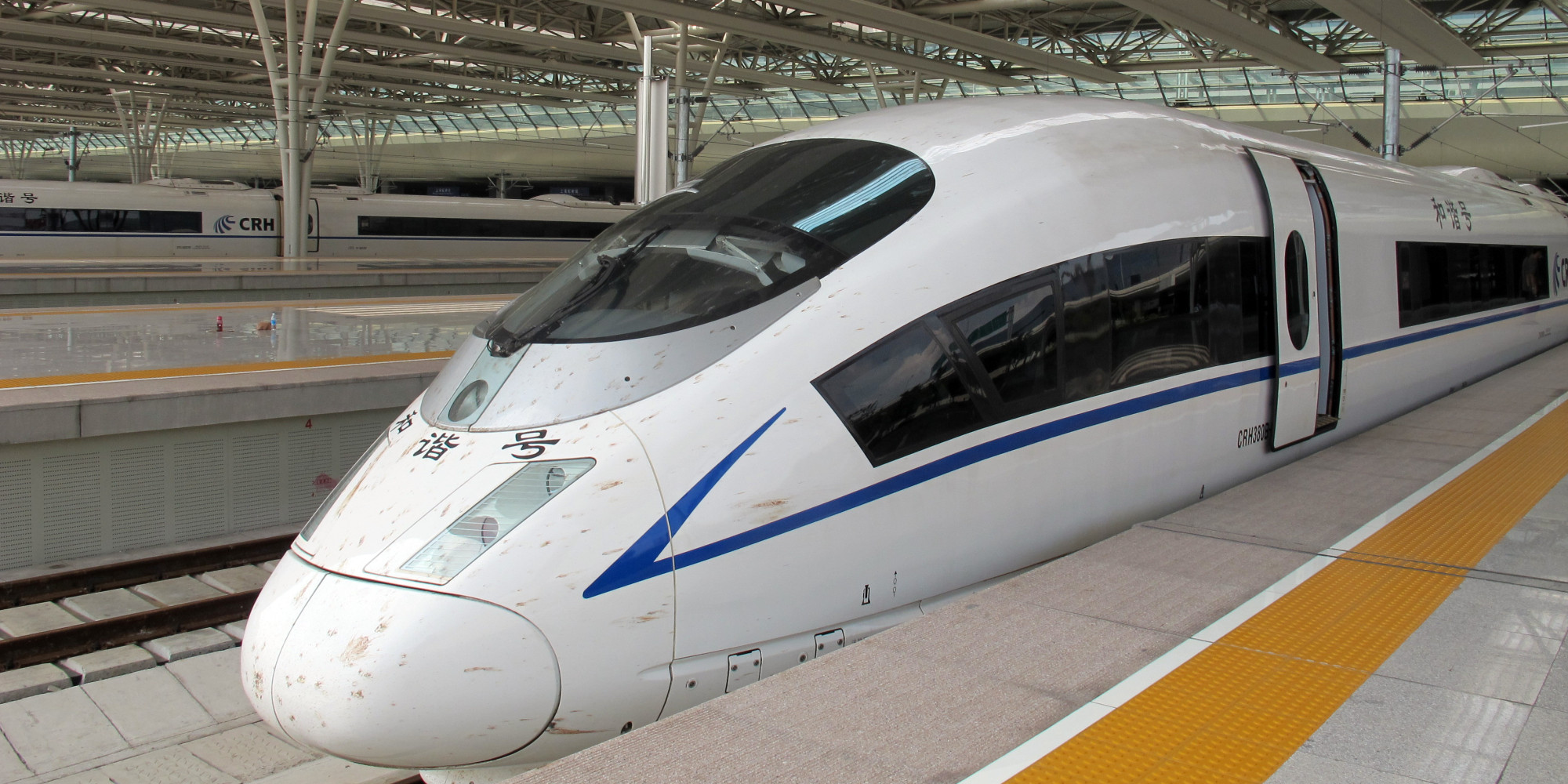 China Says It Wants To Build Massive Railway To America ...