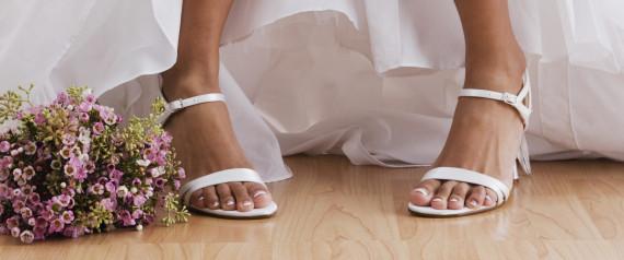 BRIDE STRESSED