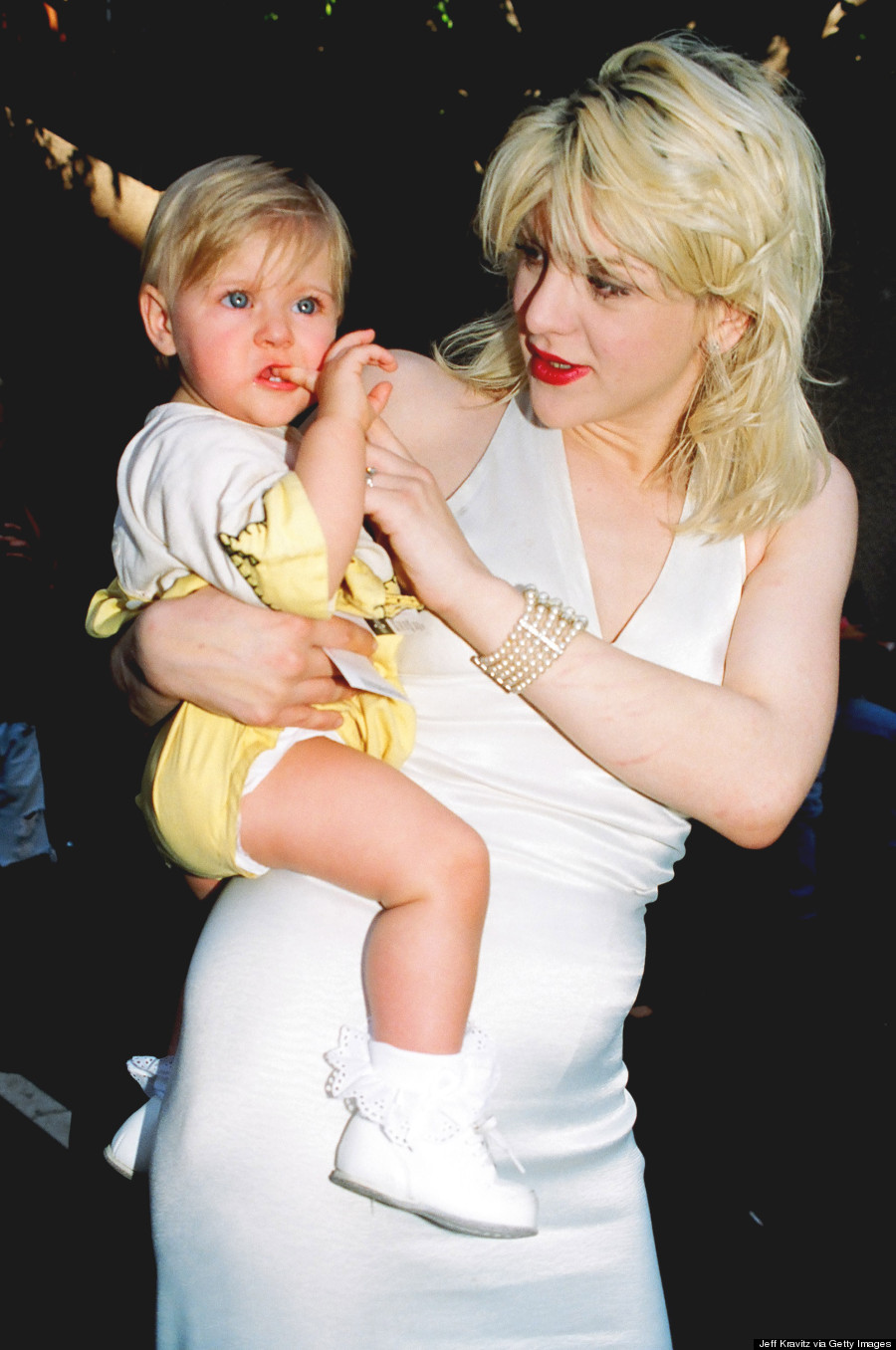 courtney love frances bean