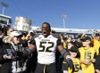 Michael Sam Is The First Openly Gay Football Player Drafted Into The NFL (VIDEO)