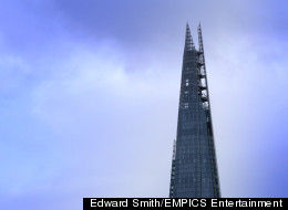 You May Get More Of A View Than You Expected At The Shard...
