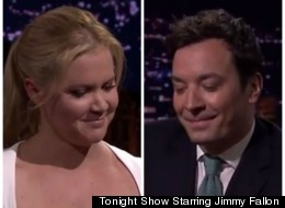 Jimmy Fallon & Amy Schumer Almost Lose It Playing 'Truth Or Truth'