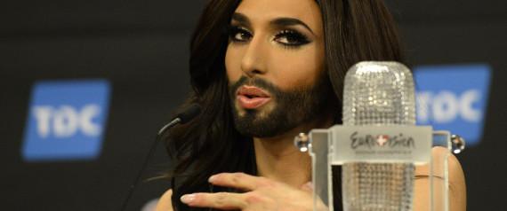 Conchita Wurst eurovision