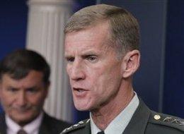 Mcchrystal Retiring