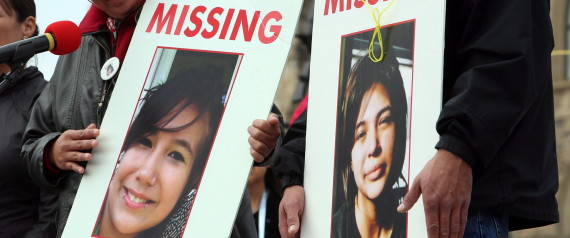MISSING MURDERED ABORIGINAL WOMEN