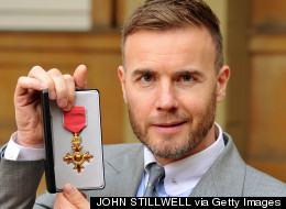 Should Gary Barlow Give Back His OBE? David Cameron Doesn't Think So