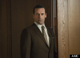 Two Wildly Different Images You'll Never Unsee On 'Mad Men'