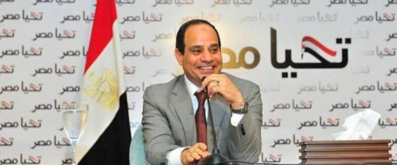 Vu d'un Marocain, les elections en Egypte semblent aller vers une farce N-SISSI-large570