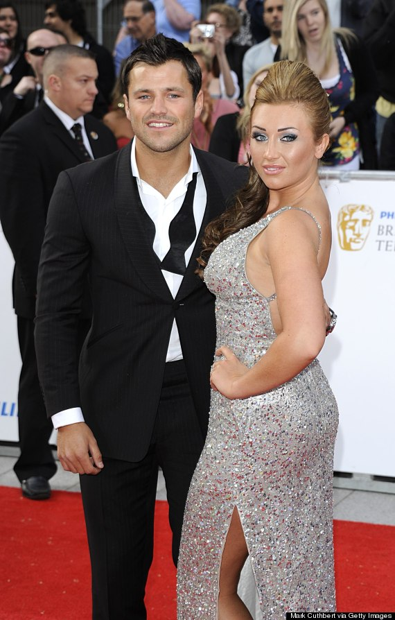'TOWIE' Star Lauren Goodger Moving On From Mark Wright ...Lauren Goodger Mark Wright