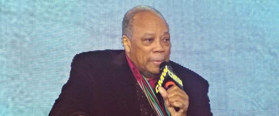 Quincy Jones CMW Oprah Spielberg