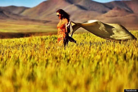 iranian woman without hijab