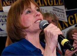 Sharron Angle Nevada Senate