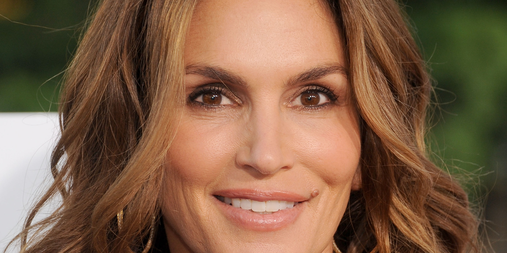 The real reason cindy crawford kept her mole and other for The crawford