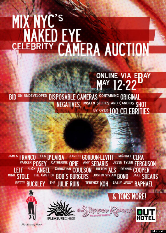 naked camera auction