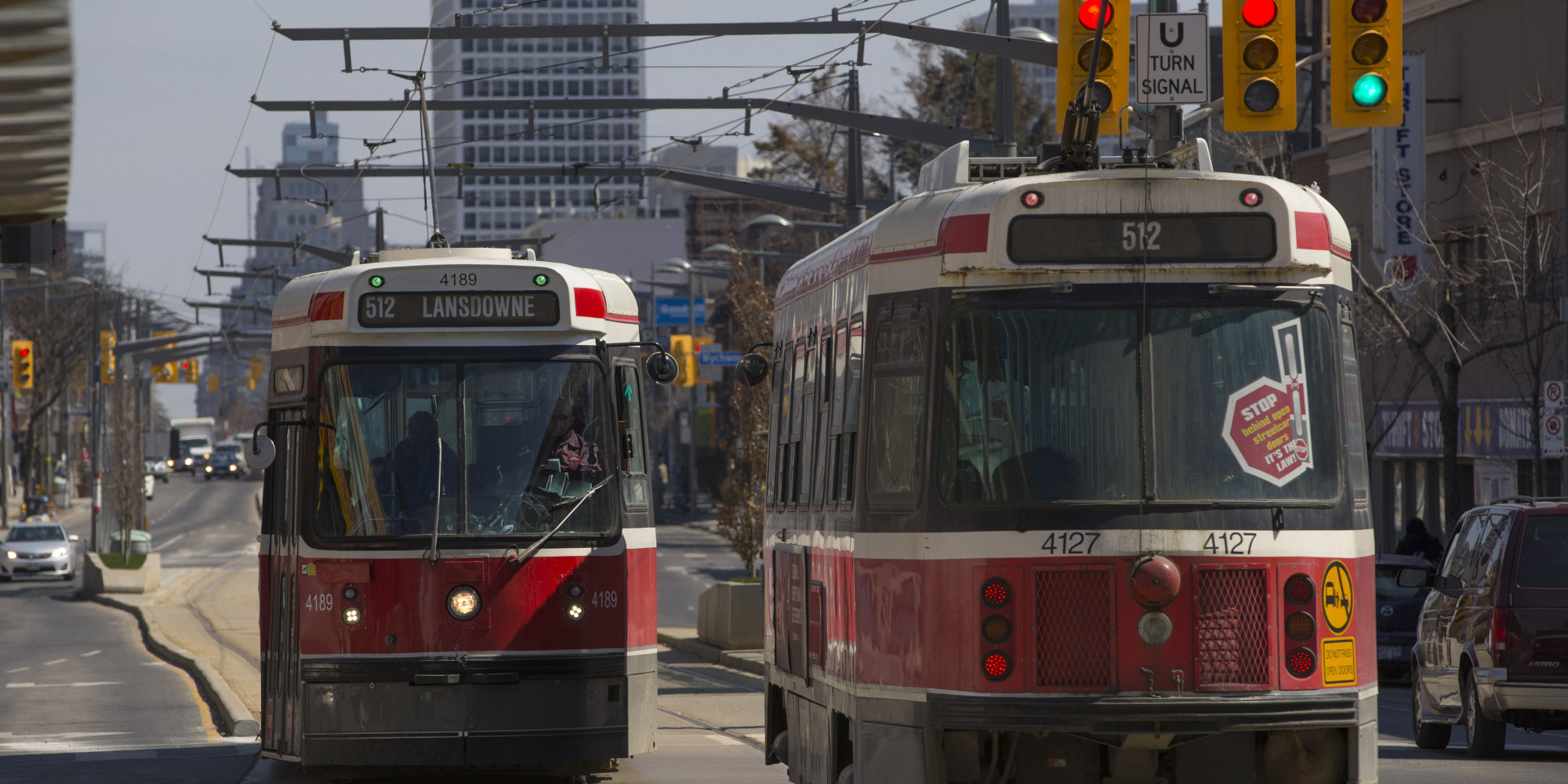 Personalized Street Signs >> 40 Signs You've Been Taking The TTC Way Too Long