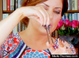 Three Tricks For Curling Your Lashes, From Bobbie Thomas (VIDEO)