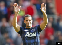 Ferdinand To Leave United After 12 Years