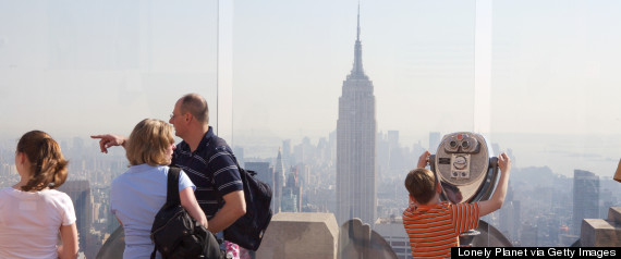 kids empire state building