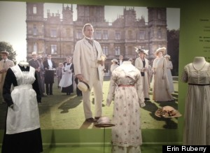 downton abbey costumes winterthur