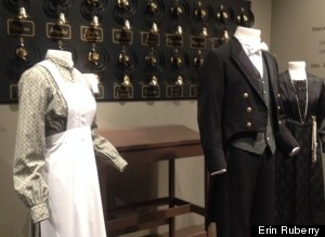 downton abbey costumes winterthur