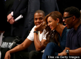 Bey & Jay Don't Look Like They Are Too Concerned About That Video