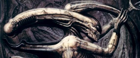 hr giger mort alien