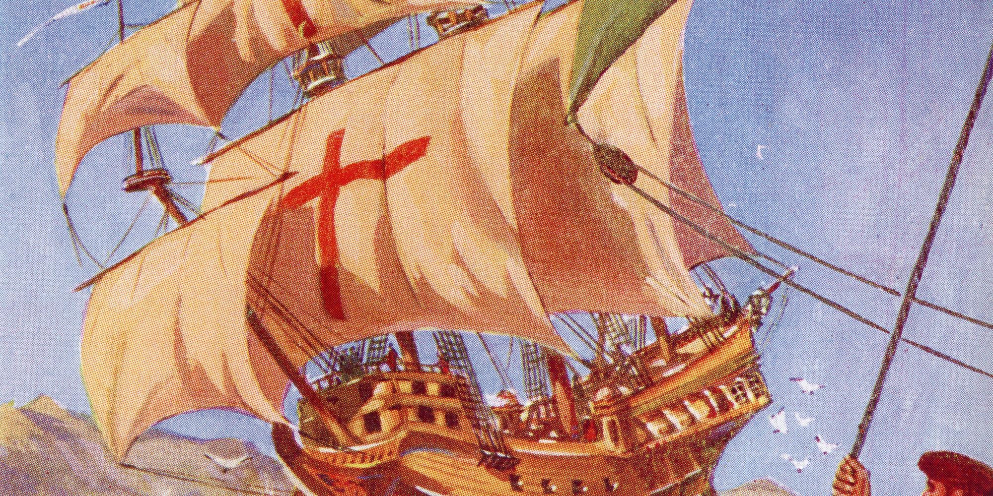 Christopher Columbus' Ship, The Santa Maria, May Have Been ...