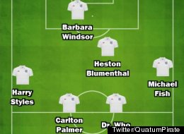 England World Cup Squad 2014: The Full Line-Up