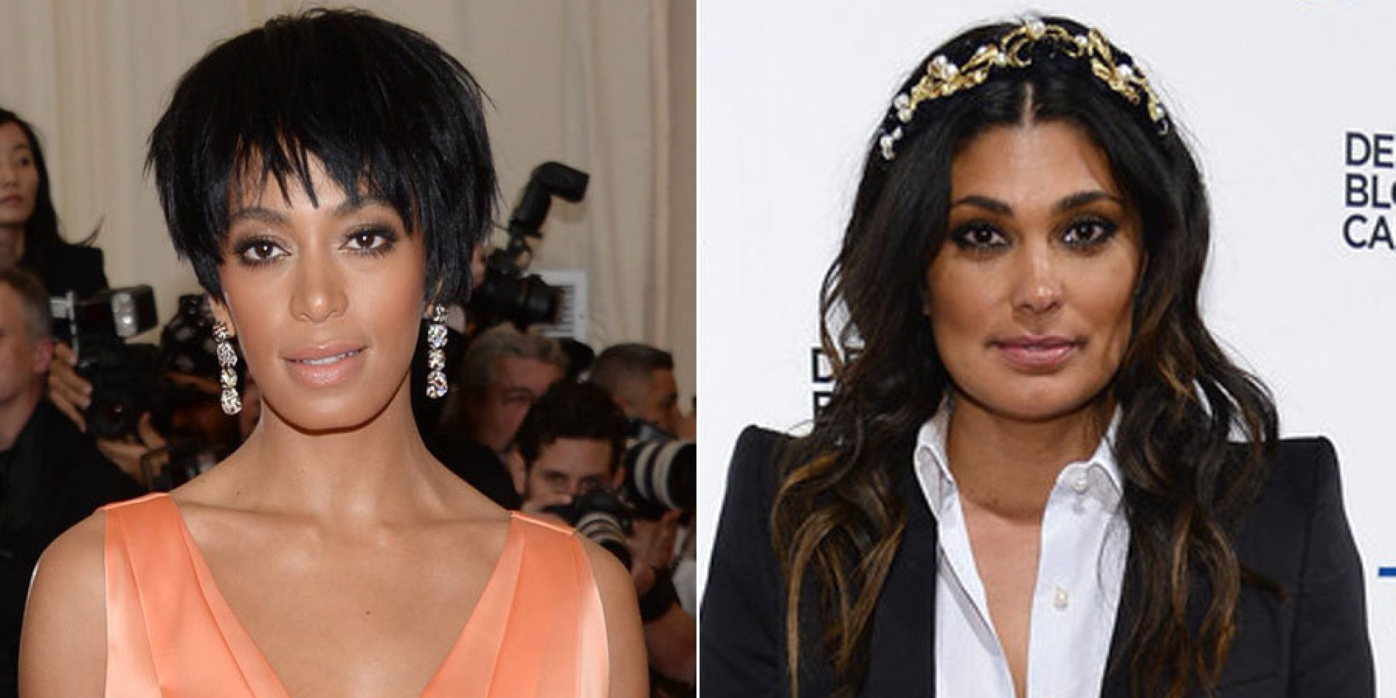 Solange Knowles fought with Rachel Roy before Jay Z
