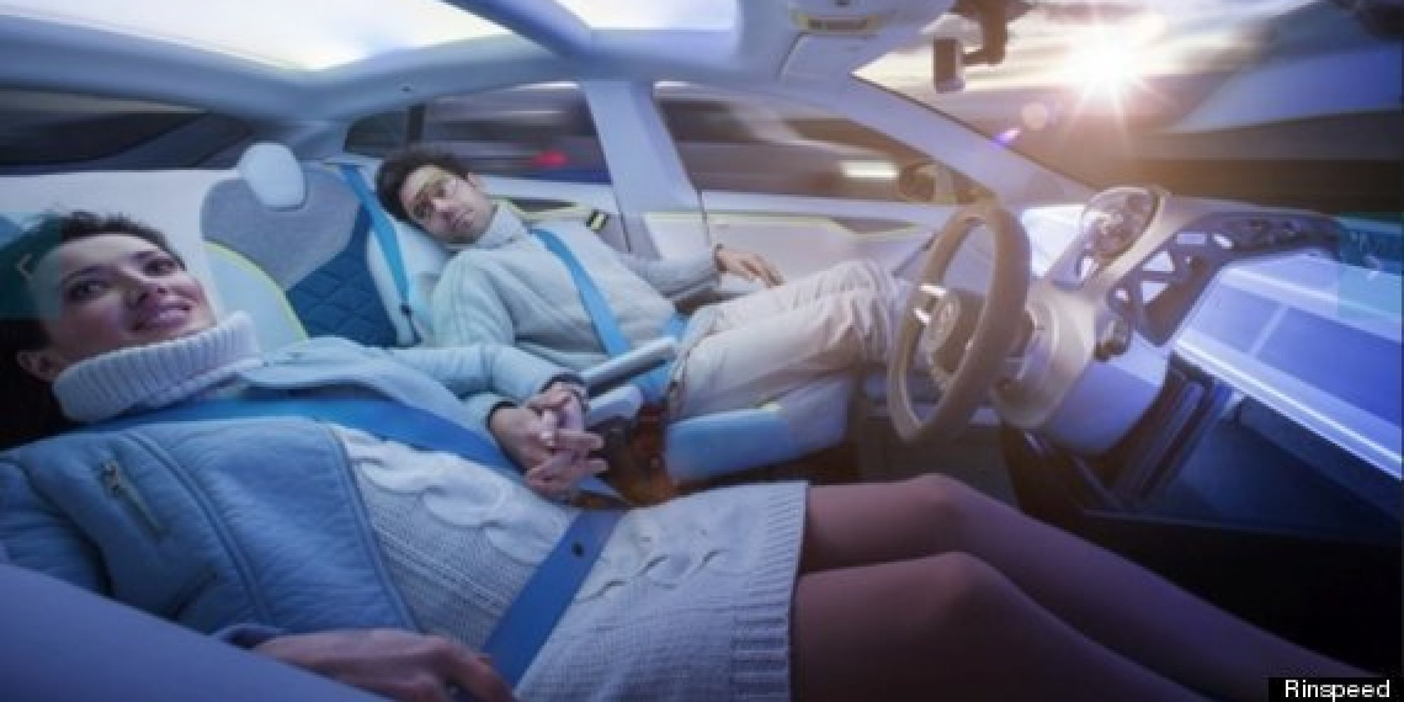 Should Robot Cars Be Programmed To Kill You If It Will Save More Lives?