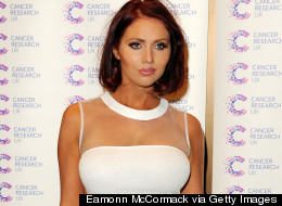 Amy Childs Admits Plastic Surgery Regrets
