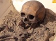 'Vampire' Skeleton With Stake Through Leg & Brick In Mouth Unearthed In Poland (PICTURES)