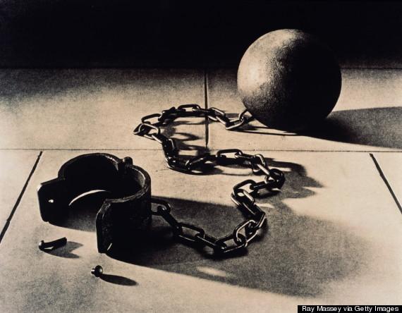 prison shackles