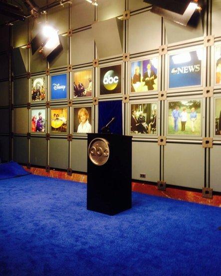 abc news podium