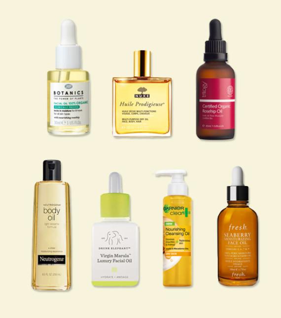 face oil for sensitive skin