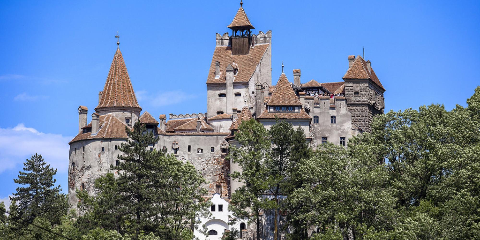 dracula castle bran castle
