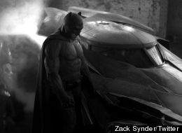 The Best GIF Of Ben Affleck As Sad Batman