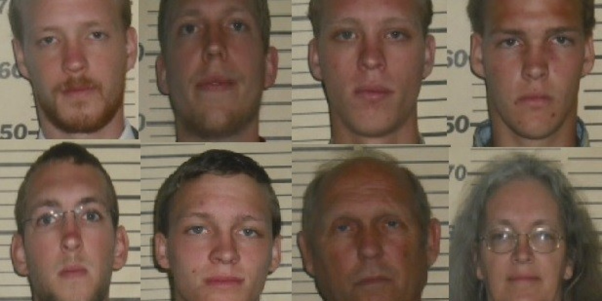 Parents 6 sons accused of sexually abusing girl for nearly a decade