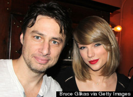 Taylor Swift & Zach Braff Were Apparently Rumored To Be Dating