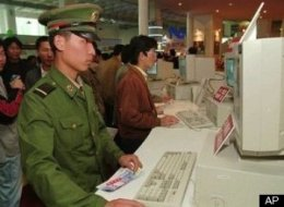 Chinese Troops Dating