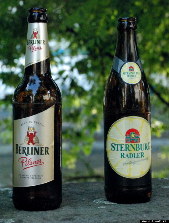 berlin beer bottle
