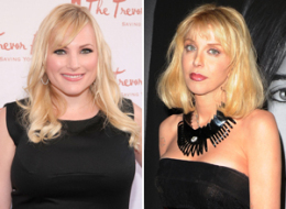 Meghan Mccain Courtney Love